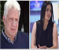 كلاكيت 16 مرة.. مرتضى منصور يتصالح مع سما المصري