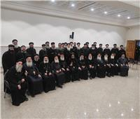 اجتماع الدائرة الأولى للأحوال الشخصية لكنائس شبرا