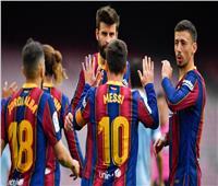 برشلونة يهزم شتوتجارت بثلاثية وديا