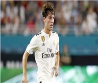إصابة أودريوزولا لاعب ريال مدريد بـ« فيروس كورونا»