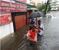مصرع 230 شخصا بسبب الأمطار الموسمية شرقي الهند