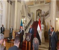 وزير الخارجية الجزائري: ندعم التوصل لاتفاق بين مصر وإثيوبيا والسودان لحل سد النهضة