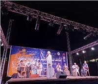 فعاليات المسرح المتنقل بـ «حياة كريمة» تصل قرى الدقهلية