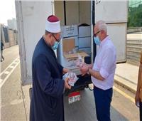 توزيع ٢ طن من لحوم صكوك الأضاحى على الأسر الأكثر احتياجًا ببورسعيد