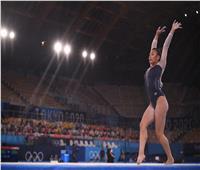 البرازيلية ريبيكا أندرادي تفوز بذهبية حصان الوثب في منافسات الجمباز بأولمبياد طوكيو
