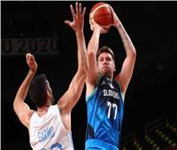 فوز سلوفينيا على اسبانيا في منافسات كرة السلة بأولمبياد طوكيو