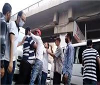 القبض على المتهمين بالتشاجر في الإسكندرية