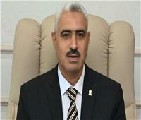 الدكتور محمد أبو الغار قائما بعمل رئيس جامعة الفيوم