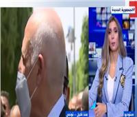 إعلامي تونسي: قرارات الرئيس بداية حقيقية لتخليص البلاد من سرطان الإخوان  فيديو
