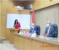 المصيلحي: تعاون بين الجامعات والوزارة لتدريب الطلاب