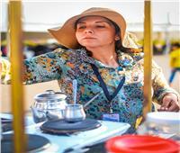 الروائية فيبي فرج: دور النشر مسئولة عن جذب القارئ للكتاب