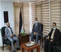 عضو منظمة التحرير الفلسطينية يشيد باستضافة مصر للعائلات القادمة من سوريا