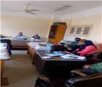 اجتماع تنسيقي لـ«تضامن القليوبية» مع العاملين بالجمعيات لتوفيق أوضاعهم