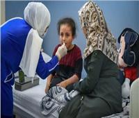 تنفيذًا لتوجيهات «السيسي».. بدء تلقي الطفلة «بيان» العلاج في مستشفى ناصر