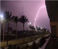 الدفاع المدني السعودي يحذر من أمطار رعدية