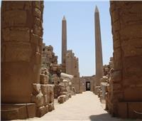 متحف الأقصر يستعرض تاريخ المسلة الفرعونية| صور