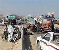 مصرع وإصابة ٥ من العاملين بالقطاع الصحي في سيناء