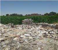إحالة متعدٍ على أرض زراعية بالبناء بدون ترخيص إلى النيابة بأرمنت