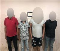سقوط المتهمين بانتحال صفة رجال شرطة وسرقة 50 خرطوشة سجائر بالقاهرة