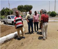 رئيس مدينة المنيا يؤكد أن حل مشكلات المواطنين على رأس الأولويات