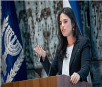 فلسطين: تفاخر وزيرة داخلية إسرائيل بمضاعفة موازنات الاستيطان استخفاف