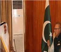 رئيسباكستان: نقدر دور البرلمان العربي في دفاعه عن القضايا العربية والإسلامية