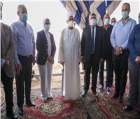 وزيرة الصحة: مستشفى القرنة سيقدم كافة خدمات التأمين الصحي لأهالي الأقصر