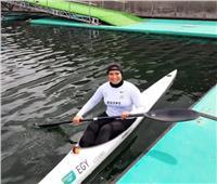طوكيو 2020| «سما فاروق» تودع الكاياك من ربع نهائي الأولمبياد