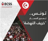إصدار خاص من «المصري للدراسات الاستراتيجية» عن تصحيح المسار بتونس