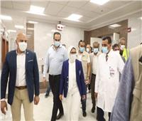 زايد: تقديم 800 ألف خدمة طبية للمنتفعين بمنظومة التأمين الصحي في الأقصر