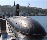 غواصة روسية تغوص في أعماق كبيرة بتدريبات بحر البلطيق