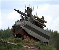 دبابة الروبوت العسكرية الروسية تهز العالم| فيديو