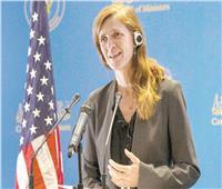 مسئولة أمريكية تشيد بالمرحلة الانتقالية في السودان