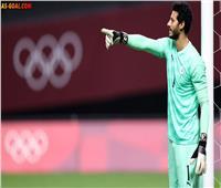 مدرب الأولمبي: الشناوي يستحق التواجد في أكبر الدوريات الأوروبية | فيديو