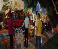 سكرتير عام محافظة الإسماعيلية يترأس حملة لإعادة الانضباط للشارع | صور
