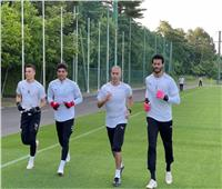 مدرب الأولمبي يكشف رد فعل حراس المنتخب بشأن تواجد الشناوي في الأولمبياد