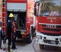 السيطرة على حريق مخلفات في أوسيم بالجيزة