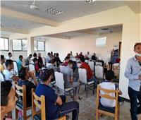«شباب القليوبية»: نسعى للتوعية بأهمية «100 مليون صحة» وتطوير التعليم