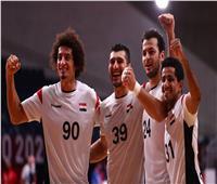 «فراعنة اليد» في مواجهة صعبة أمام ألمانيا بربع نهائي أولمبياد طوكيو