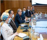 وزيرا «الإنتاج الحربي» و«الزراعة» يتابعان تنفيذ مشروع تطوير مراكز تجميع الألبان