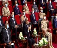 الرئيس السيسي: تنظيم الإنجاب يحقق التقدم والنمو السكاني يعيق التنمية