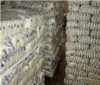 ضبط 6 أطنان أرز أبيض ودقيق فاخر وملح طعام فاسدة بالجيزة
