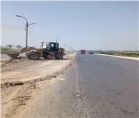 محافظ المنيا يشدد على تكثيف حملات النظافة ورفع الإشغالات