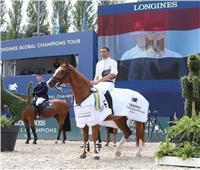 تأهل ثنائي الفروسية إلى منافسات النهائي بأولمبياد طوكيو