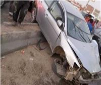 إصابة محام في انقلاب سيارة بالمنيا