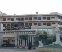 حريق بمبنى مستشفيات جامعة الزقازيق بسبب «جهاز تكييف»
