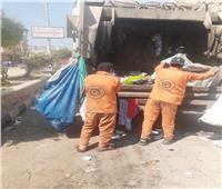 بدء التشغيل التجريبي لمنظومة جمع القمامة من المنازل والمحلات بالمنصورة