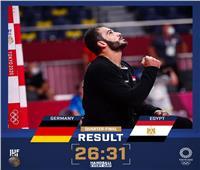 السفارة الألمانية بالقاهرة تهنئ منتخب اليد بعد التأهل لنصف نهائي الأوليمبياد