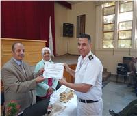 تكريم مديري عموم الإدارات التعليمية بـ«قنا»