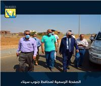 بتكلفة 40 مليون جنيه.. طريق حمام موسى نقلة نوعية وحضارية في جنوب سيناء
